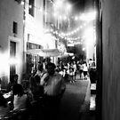 Nîmes Nightlife by Chris Richards