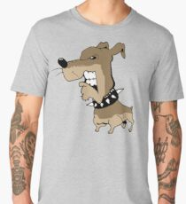 Angry Grrr Dog Men's Premium T-Shirt