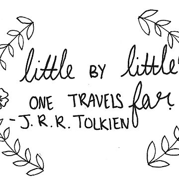 J.R.R. Tolkien Quote  by elliegillard