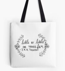 J.R.R. Tolkien Quote  Tote Bag