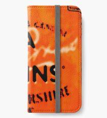 Worcestershire iPhone Wallet/Case/Skin
