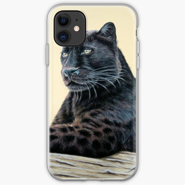 Black Jaguar Iphone Cases Covers Redbubble
