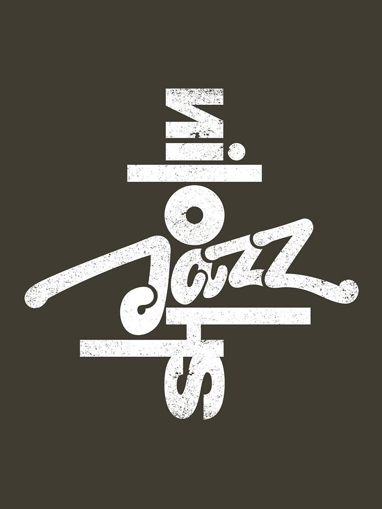 SHAOLIN JAZZ - Compass en Blanco by dj2tonejones