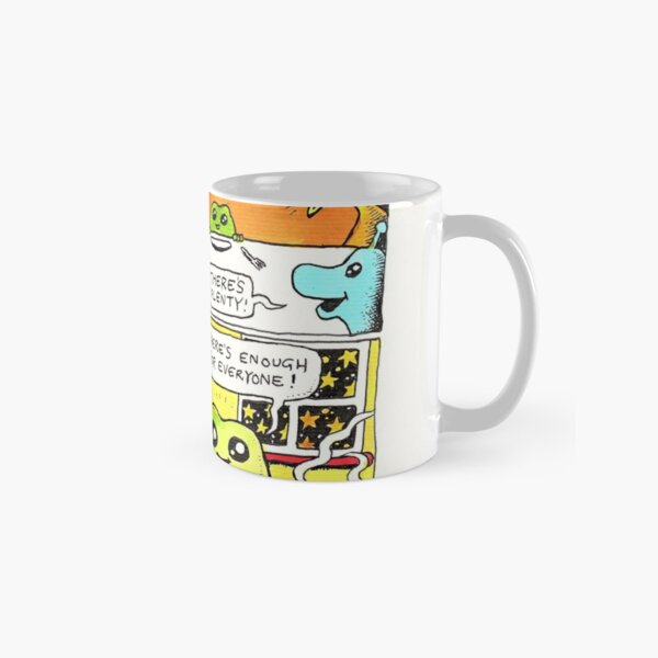 There's Enough For Everyone 2 Classic Mug