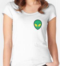 Find A Alien Women's Fitted Scoop T-Shirt