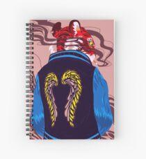 Le Tigre Spiral Notebook