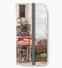 New York - Harlem iPhone Wallet/Case/Skin