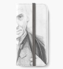 First Doctor - Classic Who iPhone Wallet/Case/Skin