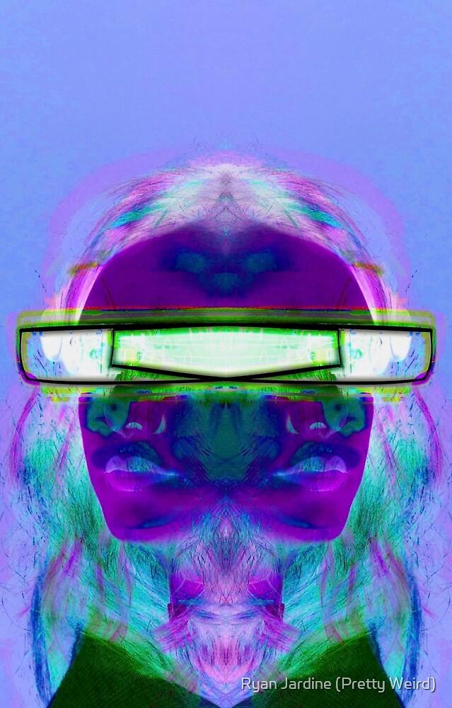 Future Weirdum  by Ryan Jardine (Pretty Weird)
