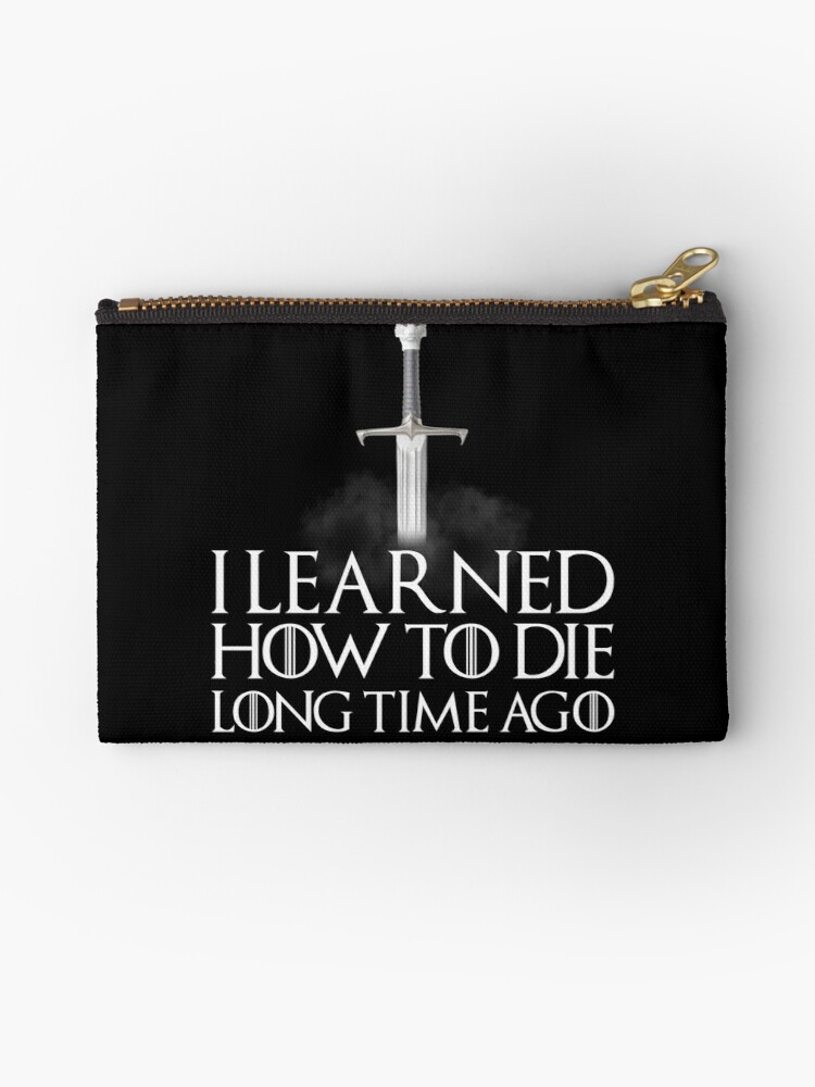 How to Die - Game of Thrones by Zero81