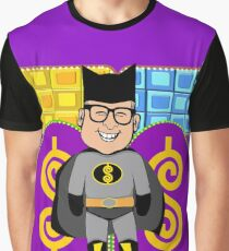 TV Game Show - TPIR (The Price Is...) Halloween Bat-Drew! Graphic T-Shirt