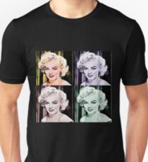 Original Print Marilyn Monroe Graphic T-Shirt