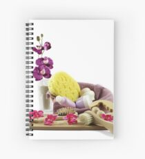 Prevention of cellulite Spiral Notebook