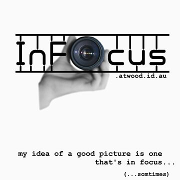 Infocus with Quote by Sammo88