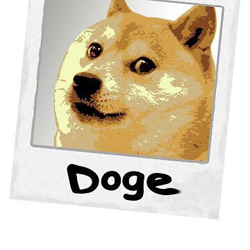 Doge - Wow! by davidicon