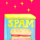 Twinkle Twinkle Little Spam - Pink by makemerriness