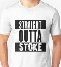 Straight Outta Stoke Unisex T-Shirt