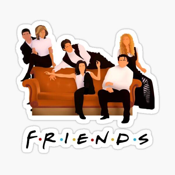 Friendship Sticker
