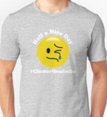 Cluster Headache Design & Illustration T-Shirts | Redbubble