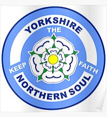 Yorkshire Northern Soul Poster