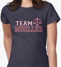 Team Müller - Gerechtigkeitswaagen Tailliertes T-Shirt für Frauen