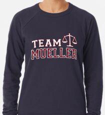 Team Müller - Gerechtigkeitswaagen Leichtes Sweatshirt