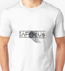 Rotated Infocus Unisex T-Shirt