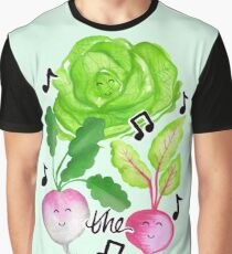 Turnip the Beets Graphic T-Shirt
