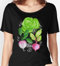 Turnip the Beets Women's Relaxed Fit T-Shirt