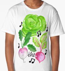 Turnip the Beets Long T-Shirt