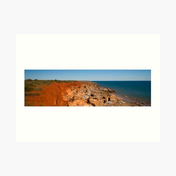 Gantheaume Point, Broome, WA Art Print