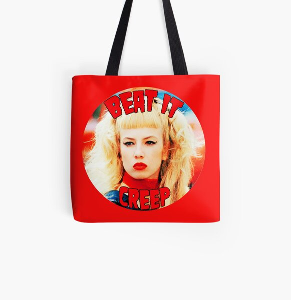 Wanda Woodward, Cry Baby All Over Print Tote Bag