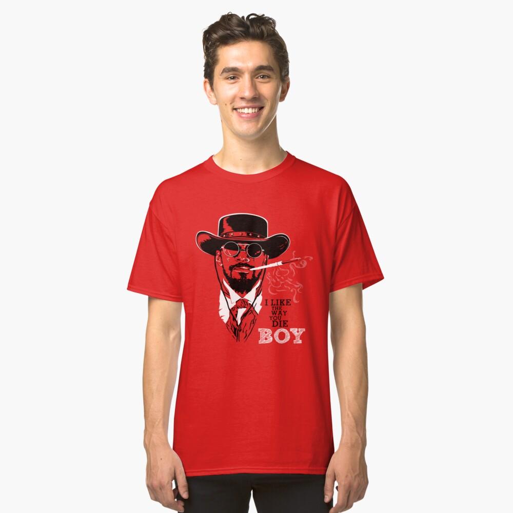 Django desencadenado Camiseta clásica