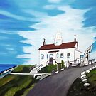 Battery point lighthouse ( Crescent City CA ) by maggie326