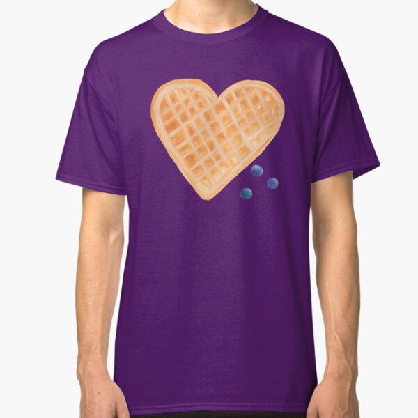 I Love You A Waffle Lot Classic T-Shirt
