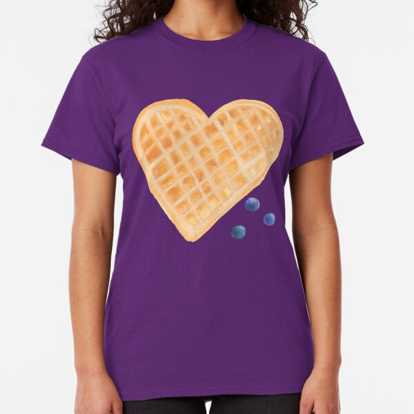 I Love You A Waffle Lot Classic T-Shirt