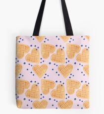I Love You A Waffle Lot Tote Bag
