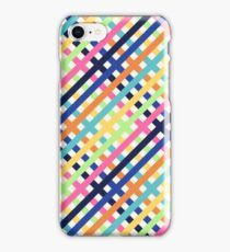 OverlaXes Strips iPhone Case/Skin