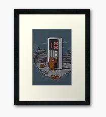 DONKEYKONG Framed Print