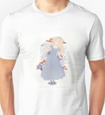 Curiouser and Curiouser - Alice in Wonderland T-Shirt