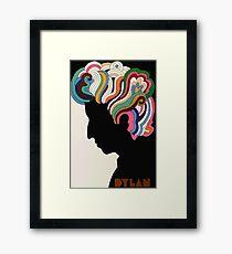 Bob Dylan 1967 Framed Print