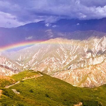 The rainbow of nature. by ALEJANDRASWEET