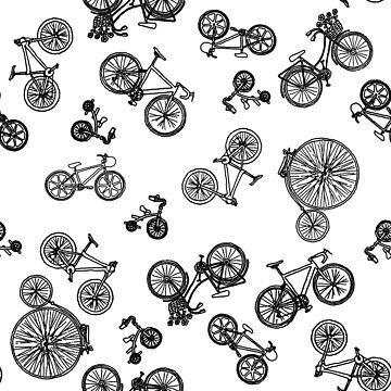 Bicycles by wendyhowarth