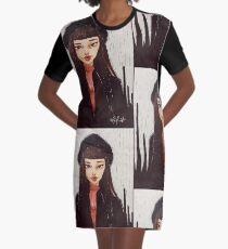 Yuka Mannami Graphic T-Shirt Dress
