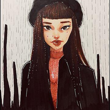 Yuka Mannami by Bythemoon