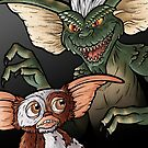 Gremlins by jellysoupstudio
