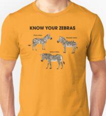 Know You Zebras T-Shirt
