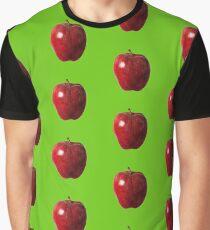 apple pattern Graphic T-Shirt