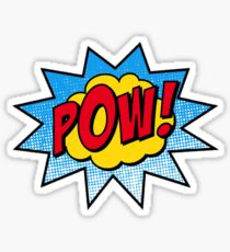 POW!  Sticker