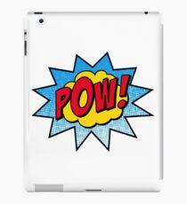 POW!  iPad Case/Skin
